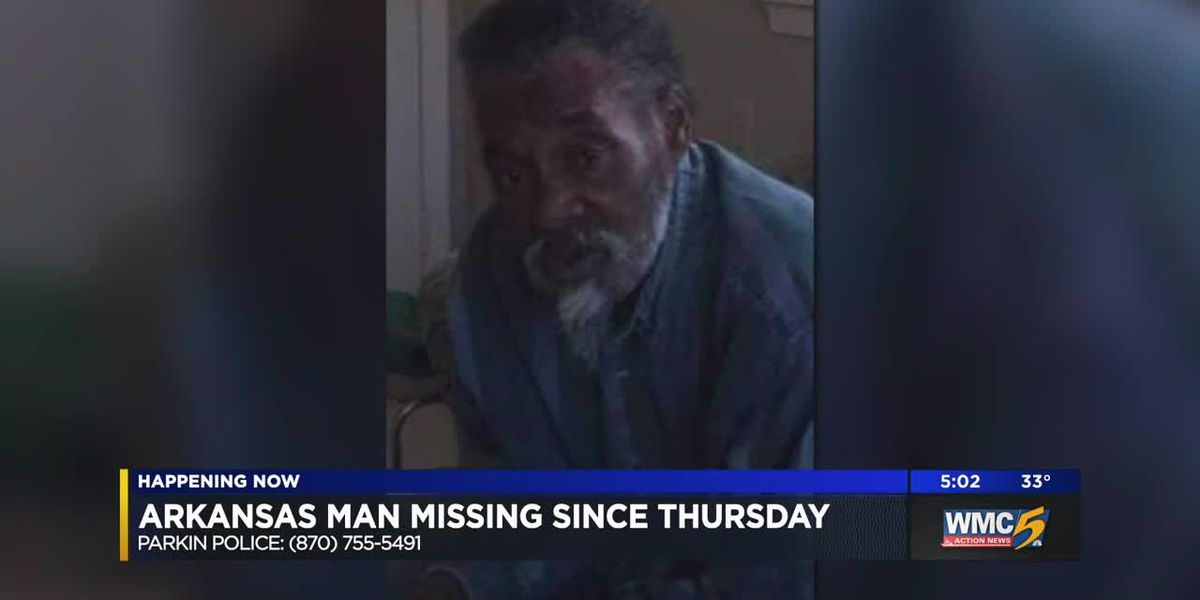 Arkansas man missing since Thursday