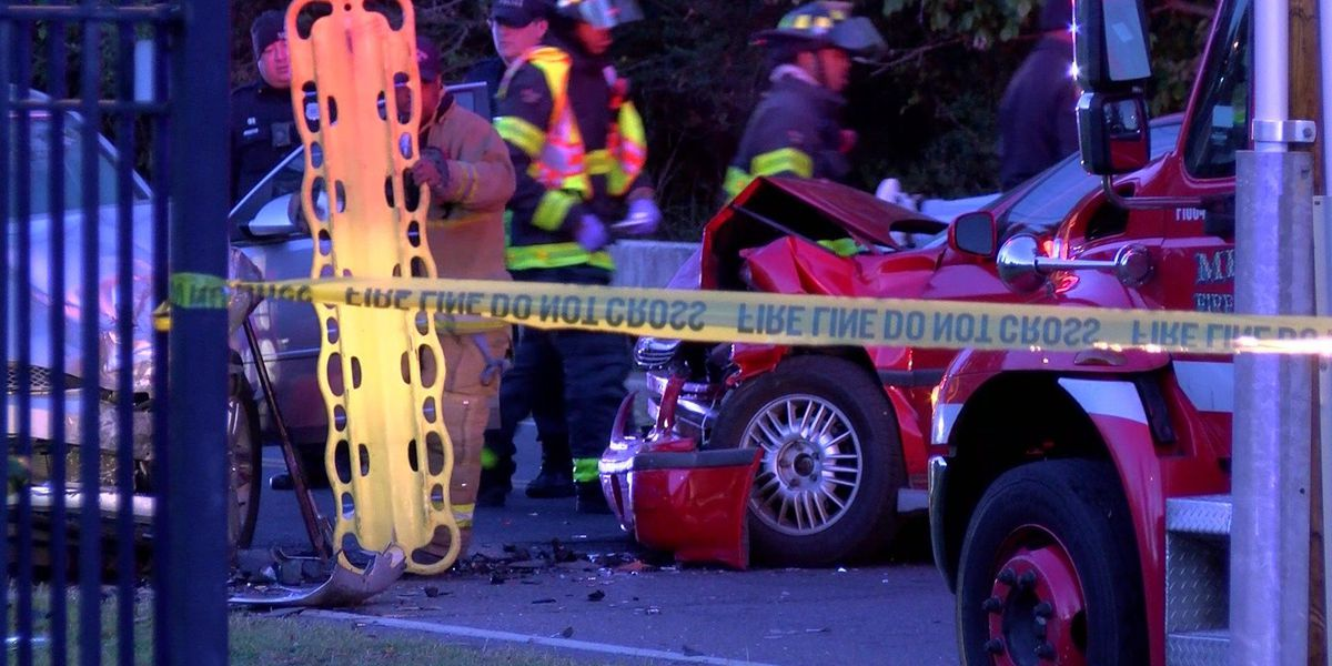 Man critical after head-on collision on Levi Rd.