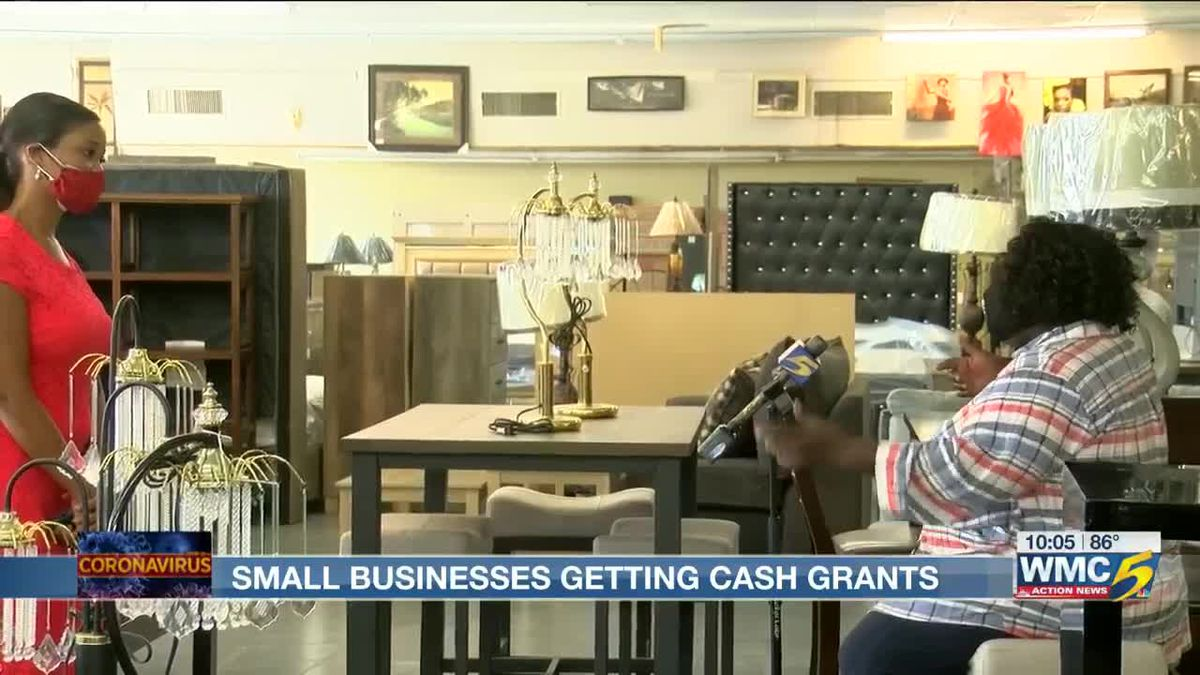 Grant money helping Frayser small business owners survive COVID-19