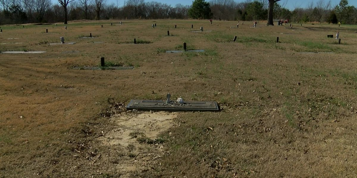 Grave mistakes at Mid-South cemetery: sunken graves, double sold plots