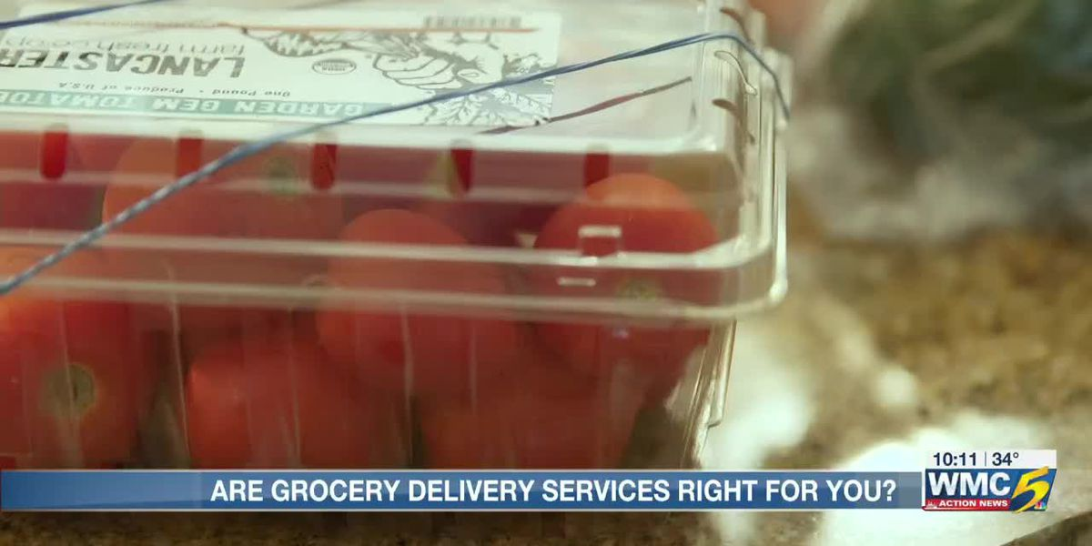 Are grocery delivery services right for you?