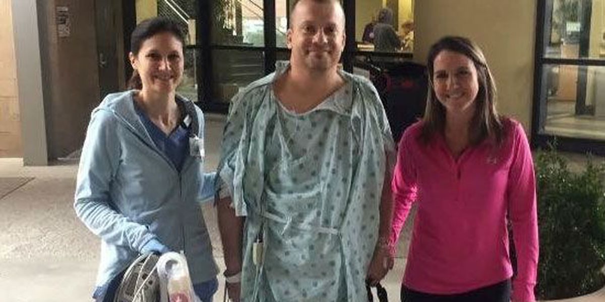 DeSoto Co. deputy released from ICU