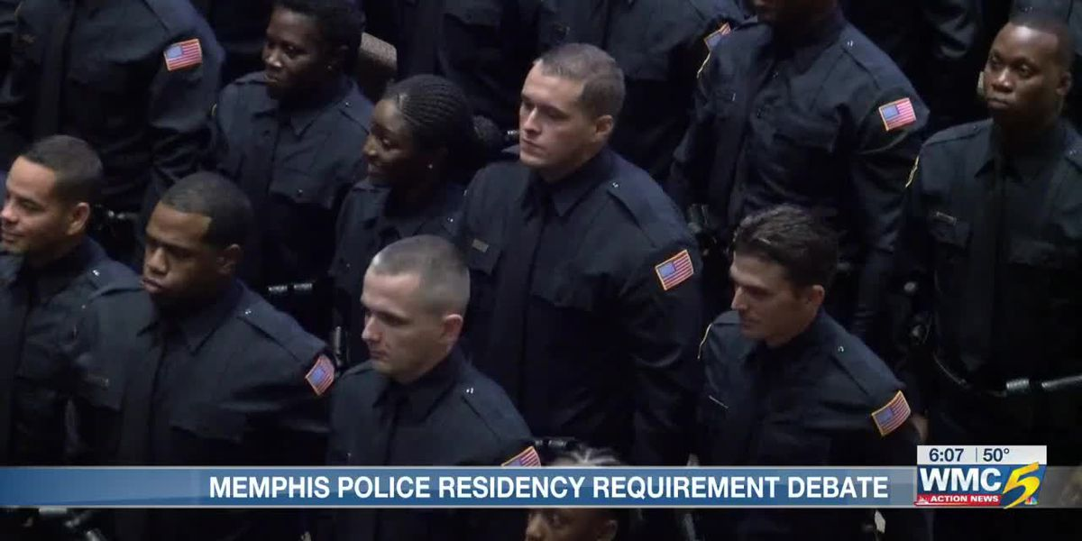 Memphis Police Dept. director continues push to change police residency requirements