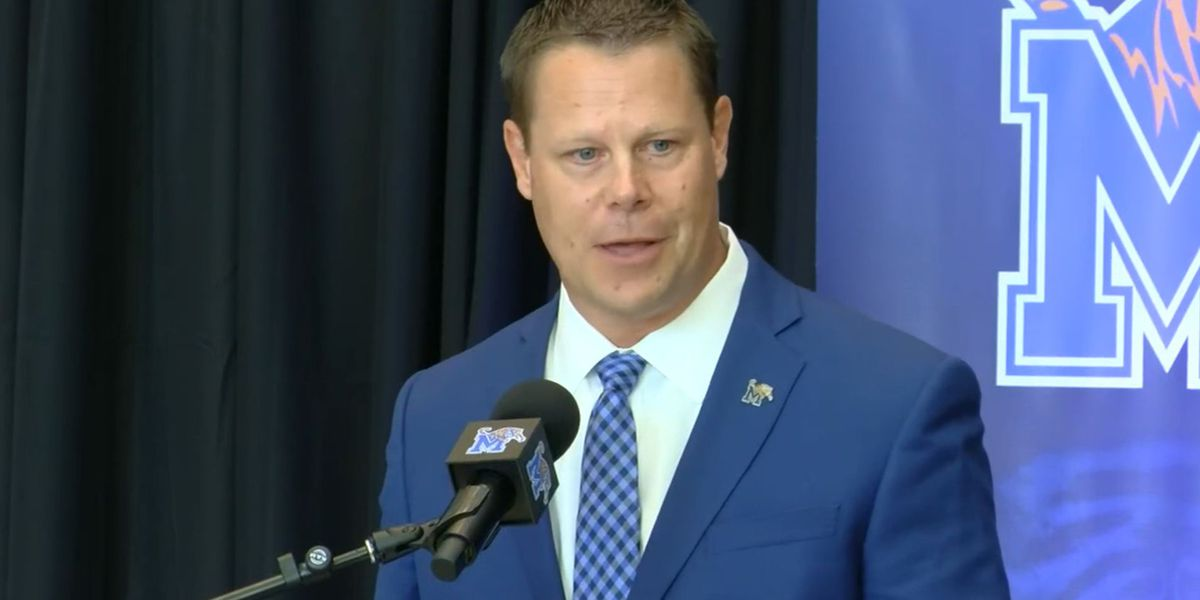 UofM introduces new athletic director Laird Veatch
