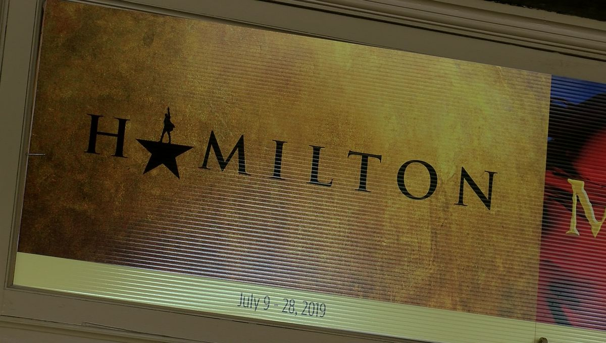 Hamilton Gas Prices >> Orpheum says don't buy fake Hamilton tickets