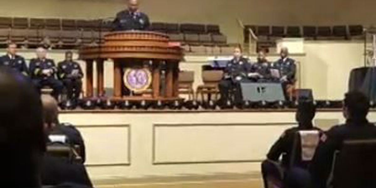 MPD graduates 84 new officers
