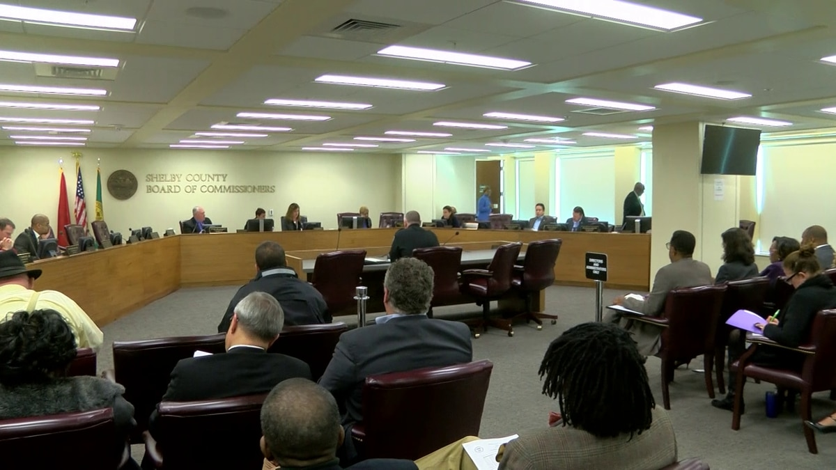 Shelby Co. Commission to discuss testing students for lead at affected schools