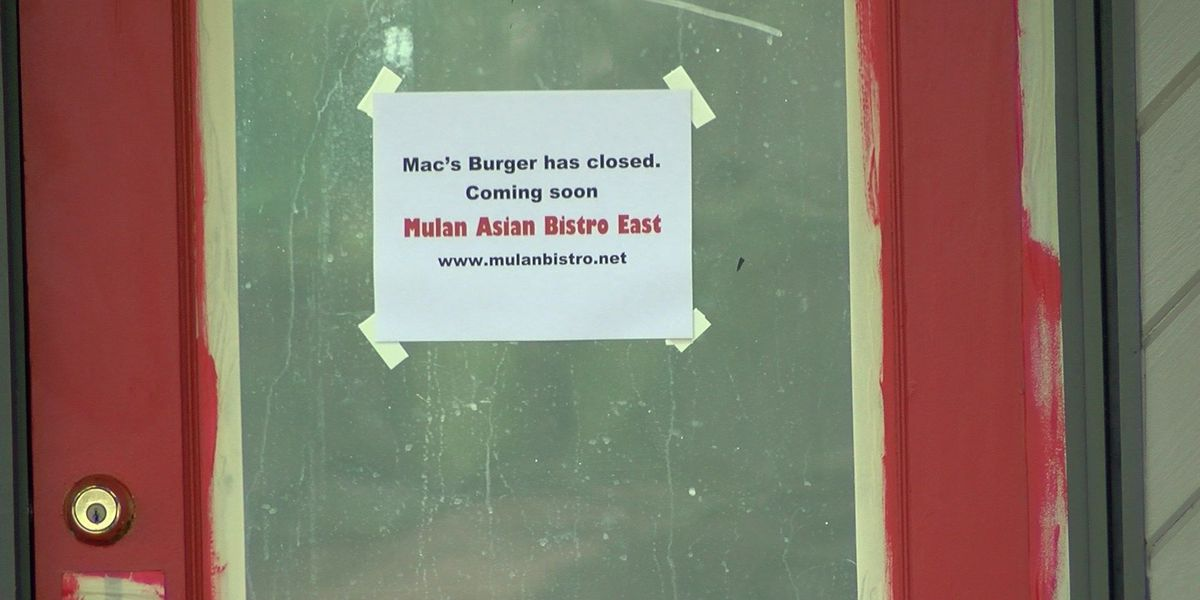 Mac's Burgers closes, to be replaced with Mulan