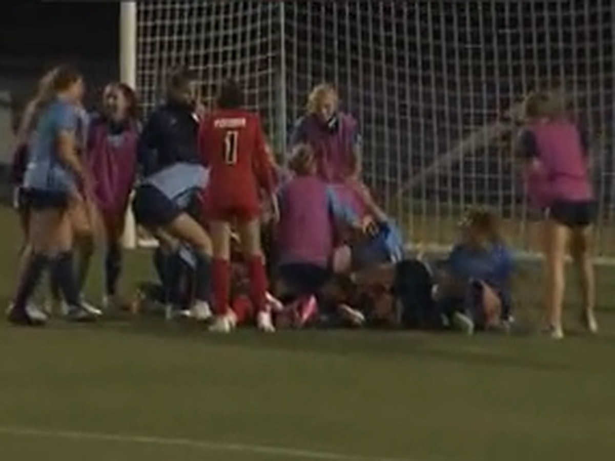 Ole Miss soccer falls in NCAA Sweet 16