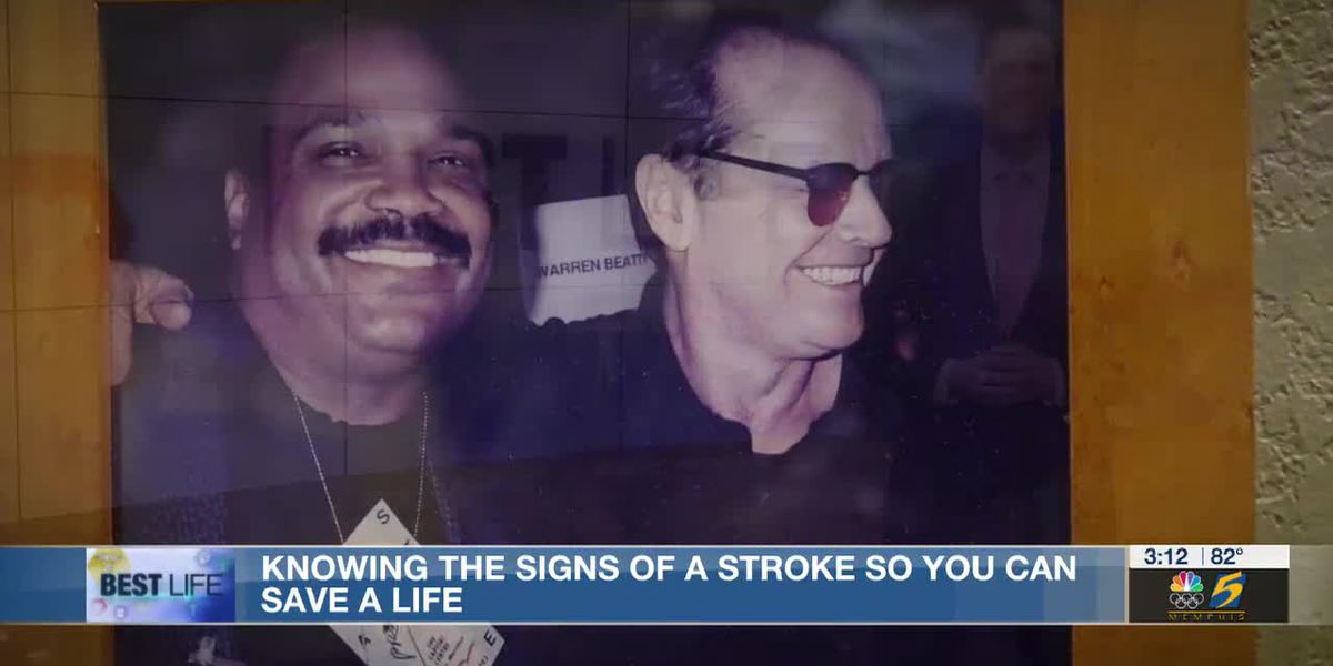 Best Life: Knowing the signs of a stroke so you can save a life