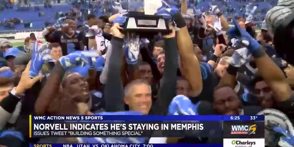 'Stop speculating': Coach Mike Norvell tweets commitment to U of M
