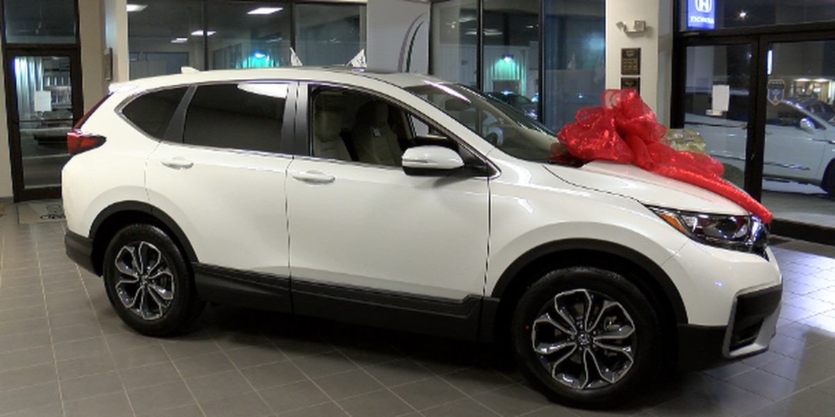 Are you vaccinated? If so, here's how you could win a new car!