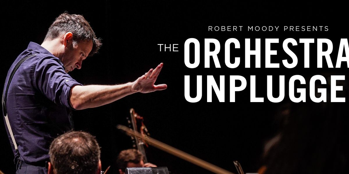 Robert Moody and the Memphis Symphony Orchestra returning to the Halloran Centre at the Orpheum