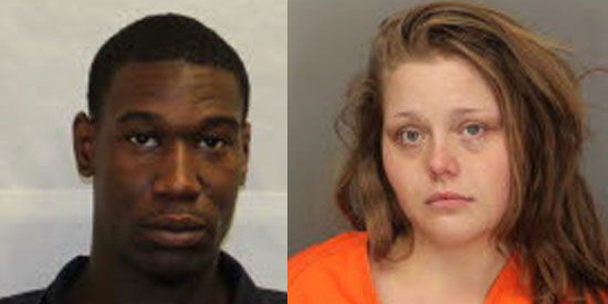 Man, woman arrested after double shooting at Welcome Inn
