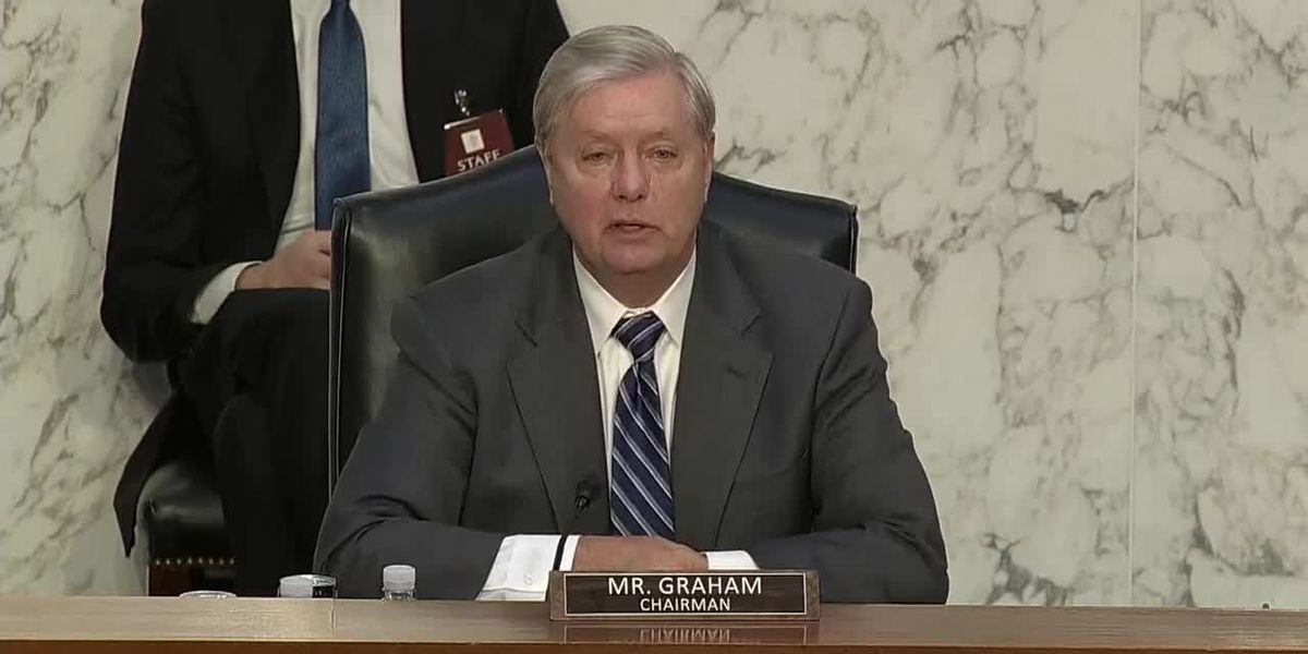 Graham says 'good old days of segregation' in super precedent discussion in Barrett hearing