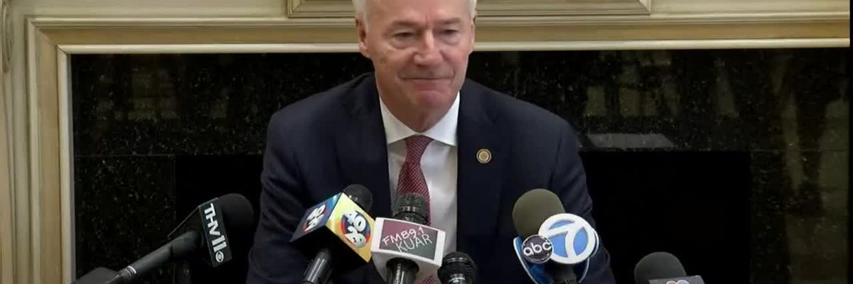 Arkansas governor vetoes bill that would have banned gender-affirming treatments for trans youth