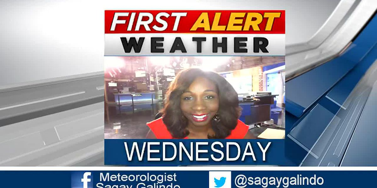 Wednesday Midday Weather
