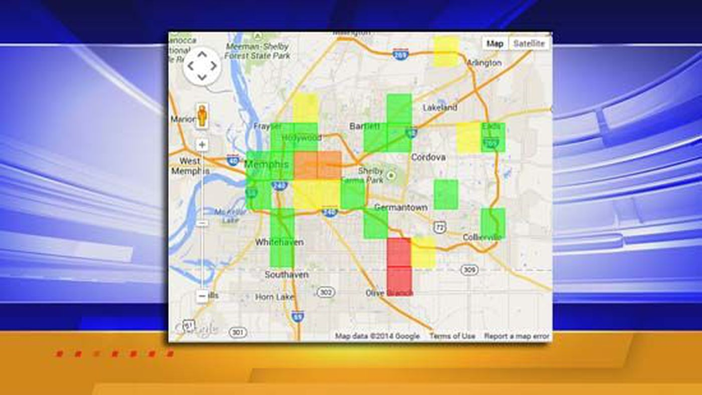 Early morning storms cause power outages