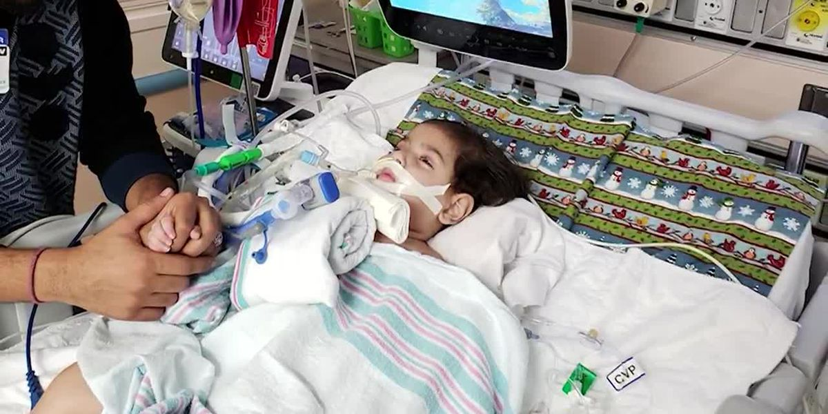 Dying boy's mother granted visa to see him after being denied because of Trump travel ban