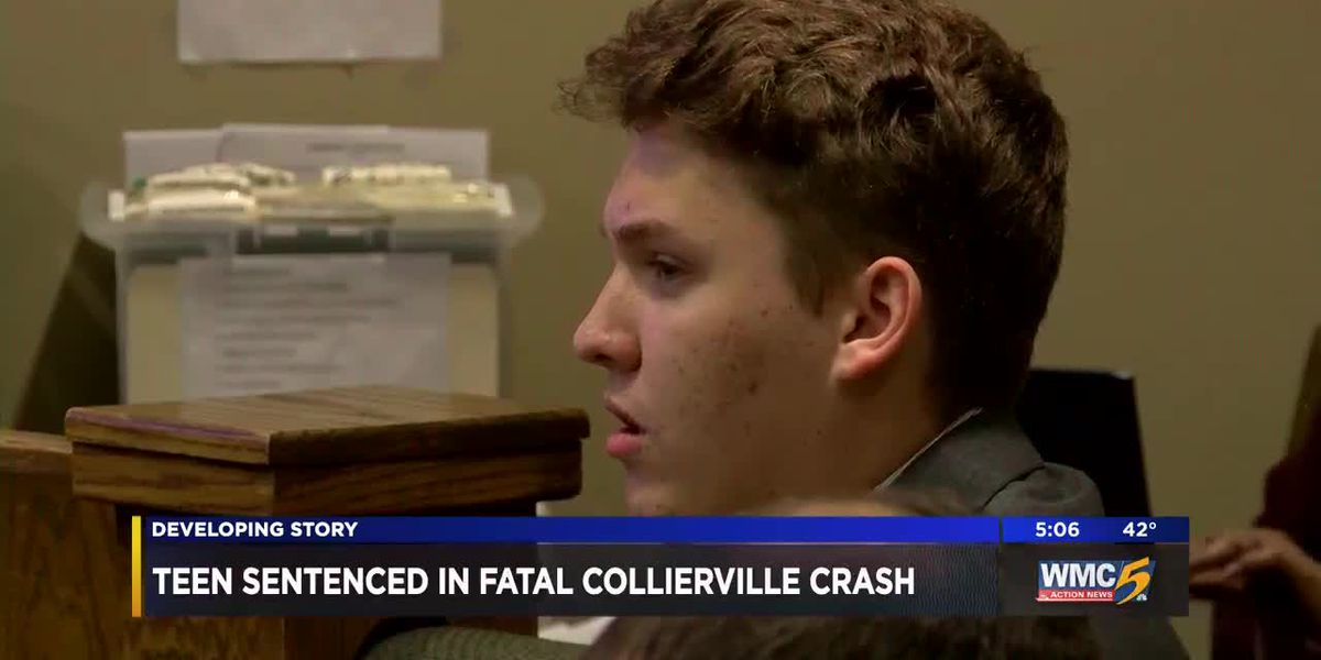 Teen sentenced for killing Collierville couple in high-speed crash
