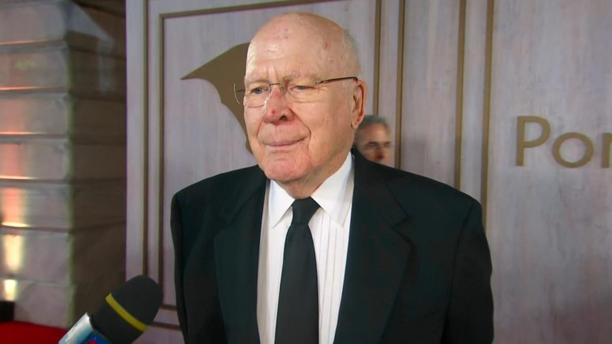 Vermont Sen. Patrick Leahy returns home after hospital visit