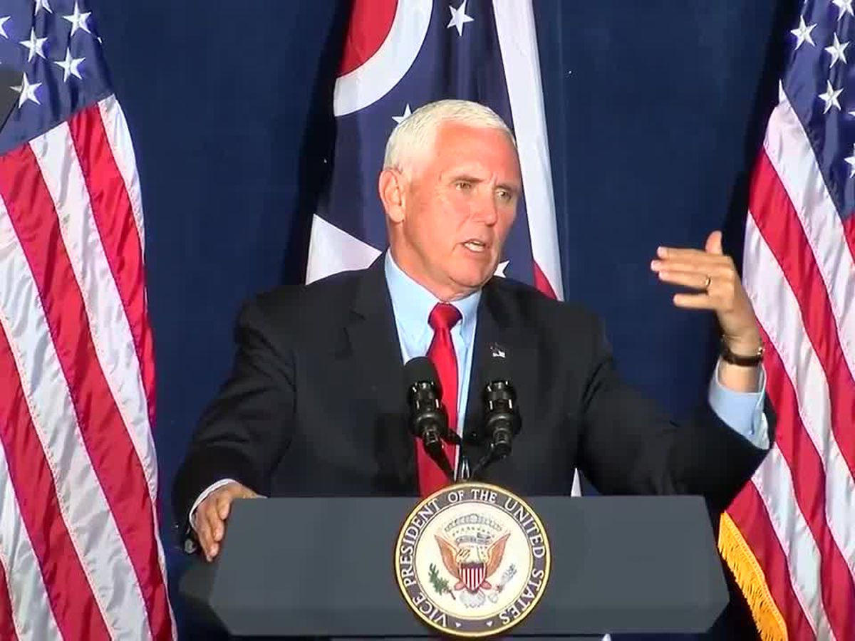 Vice President Mike Pence to visit Memphis this week