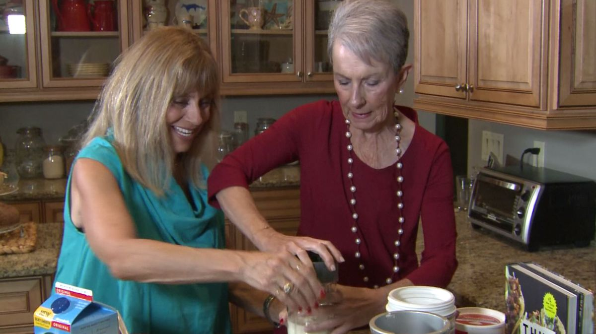 Women working to overcome midlife bulimia battle
