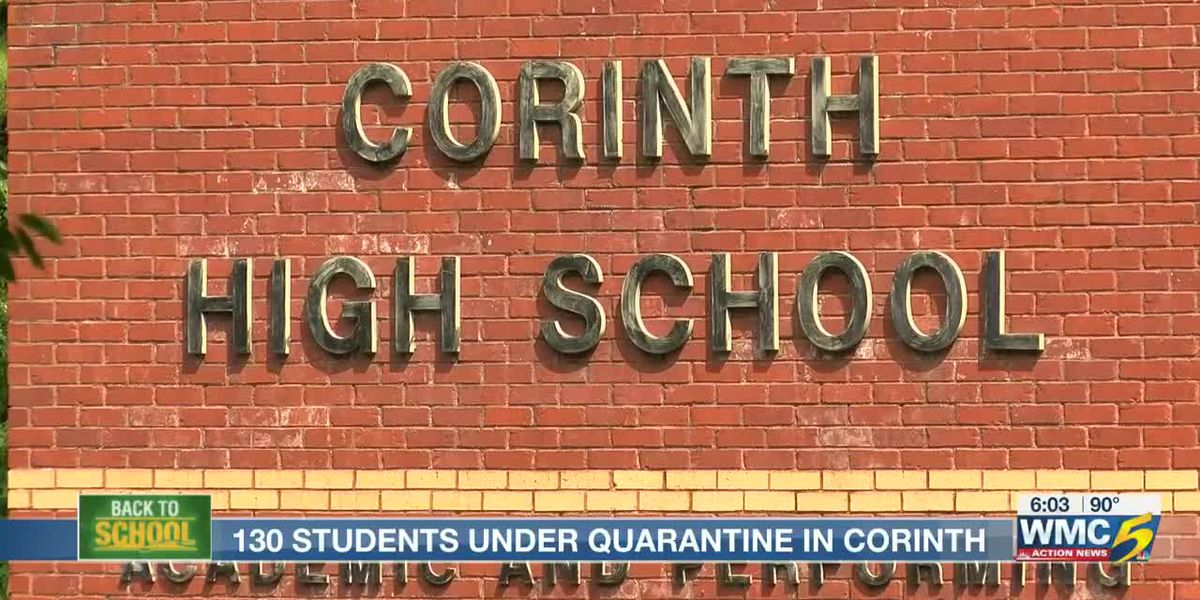 130 students quarantined in Corinth