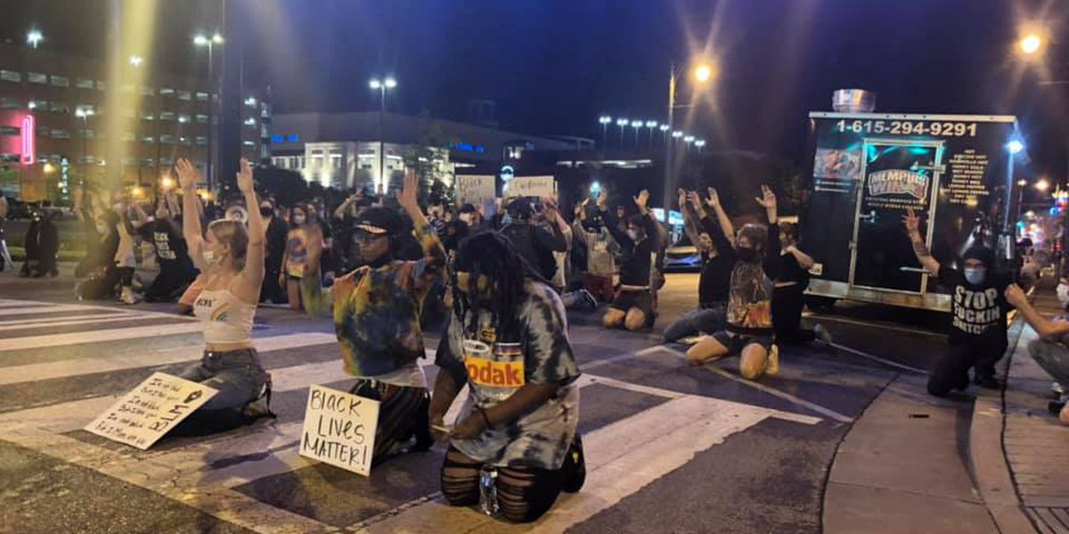 Germantown officials implement curfew following protests in Memphis