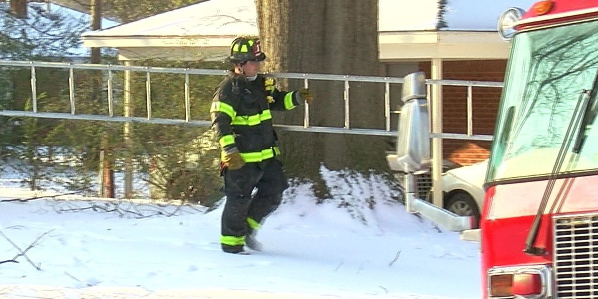 Weather adds to dangerous conditions for first responders