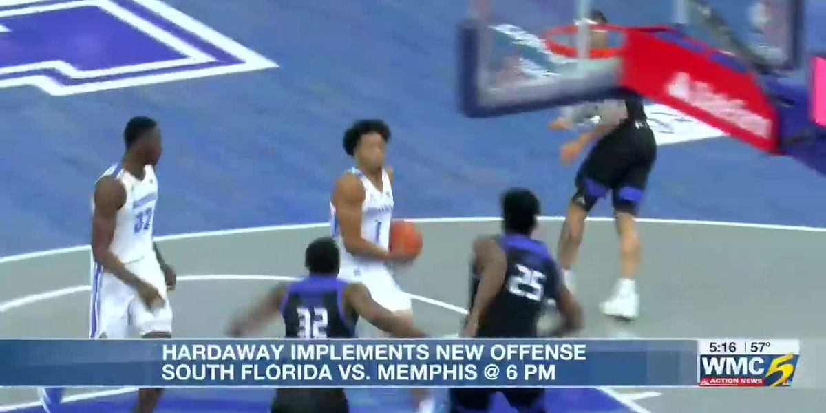 Hardaway implements new offense