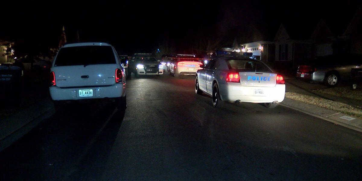 Person shot, killed overnight