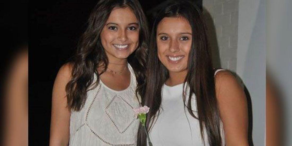 Lakeland sisters awarded prestigious scholarship for community service
