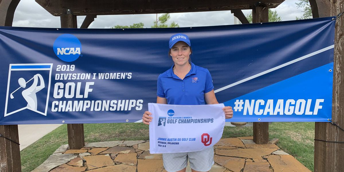 Memphis golfer qualifies for NCAA Championship Finals
