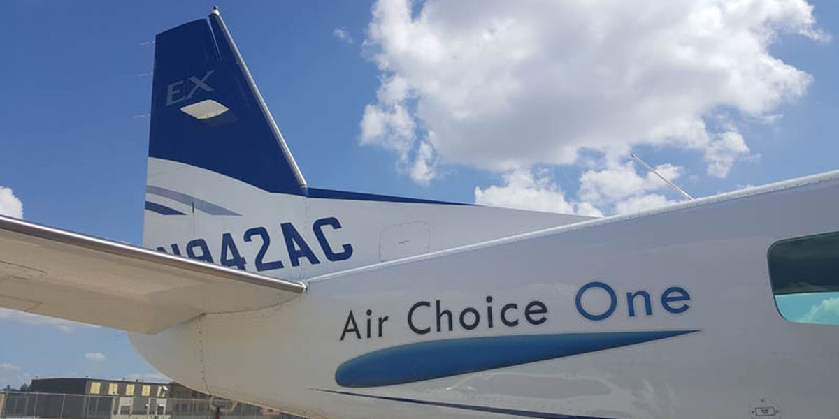 Air Choice One officially launches flights from Jonesboro to Destin