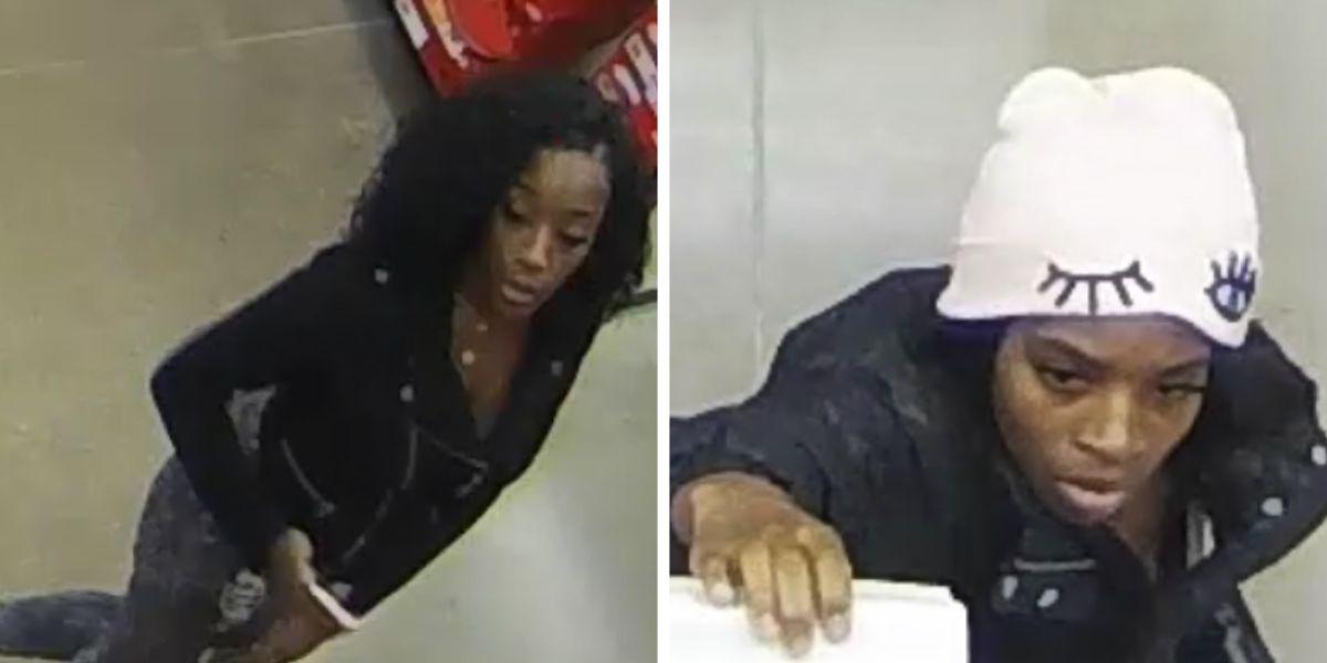 Millington police trying to ID Christmas Eve shoplifters