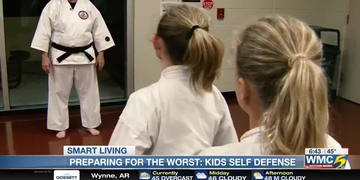 Best Life: Preparing kids for the worst with self defense