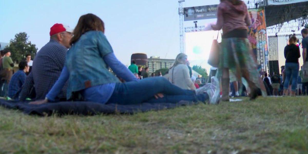 Beale Street Music Festival in full swing