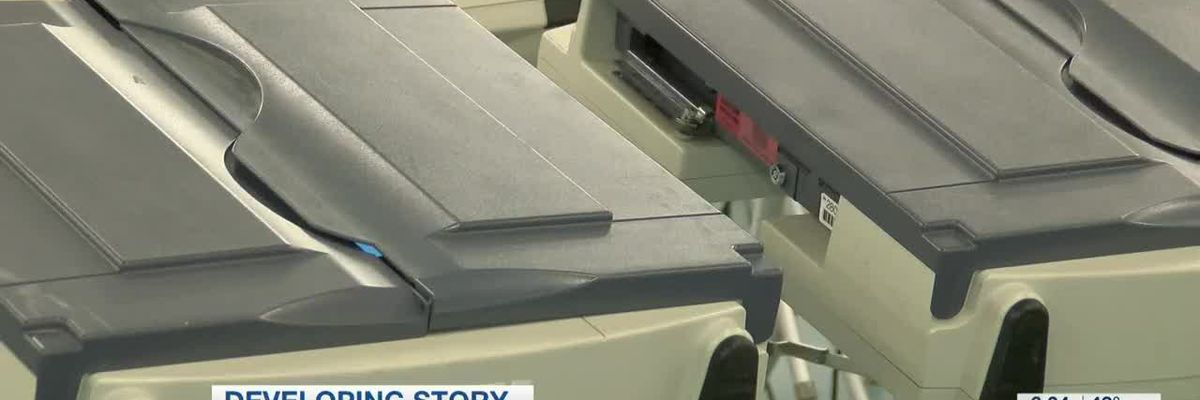 Commissioners say a referendum is required for new voting machines