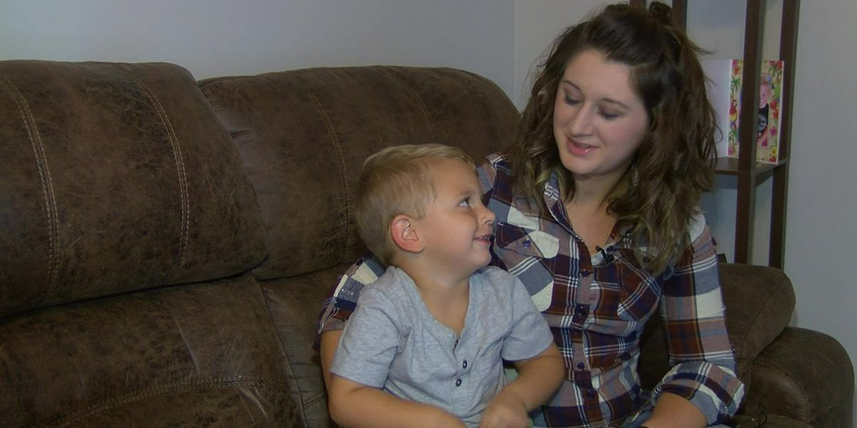 Boy, 3, saves diabetic mother's life after her blood sugar levels crash