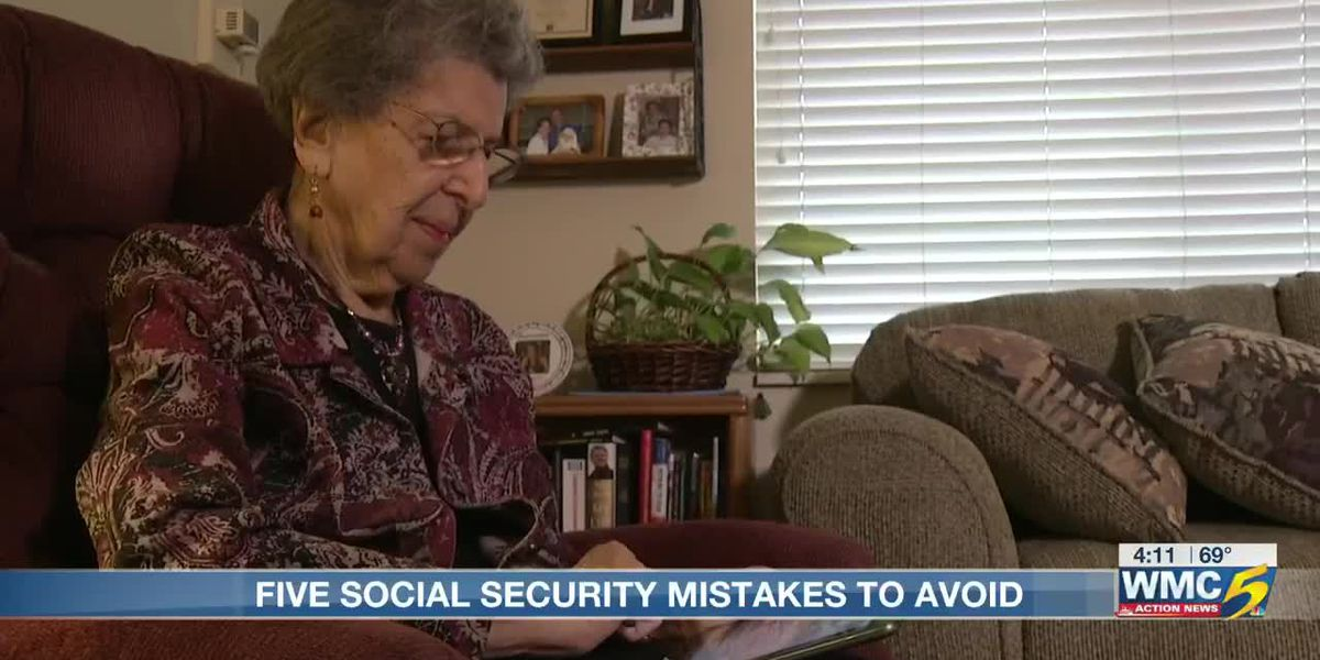 5 social security mistakes to avoid