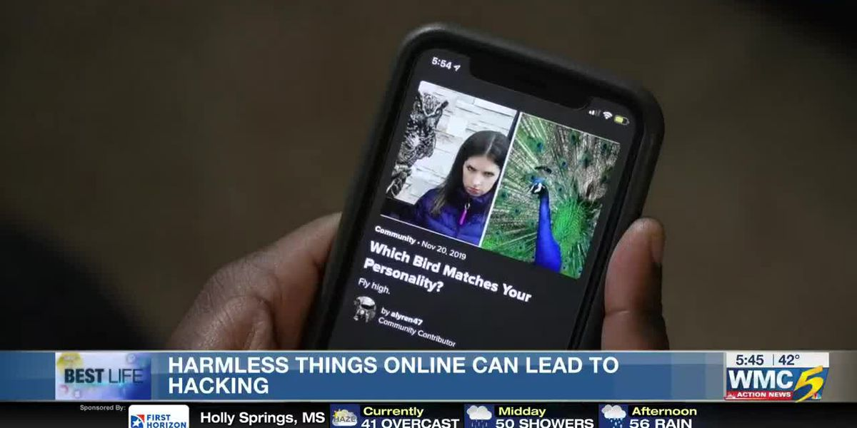 Best Life: Harmless things you should never do online
