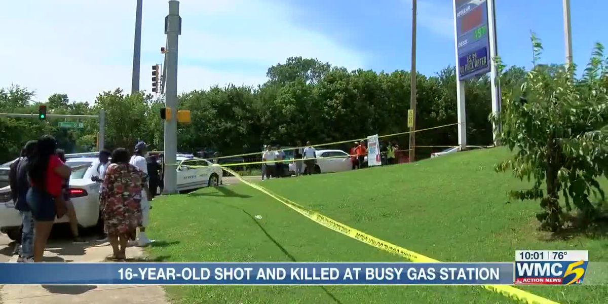Teen shot, killed at Frayser gas station