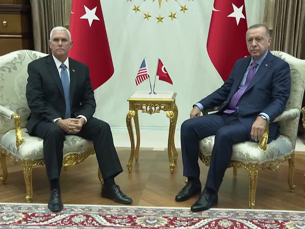 US, Turkey agree on Turkish cease-fire with Syrian Kurds