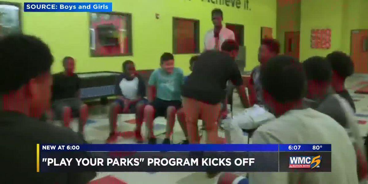 Plan Your Parks program kicks off Monday