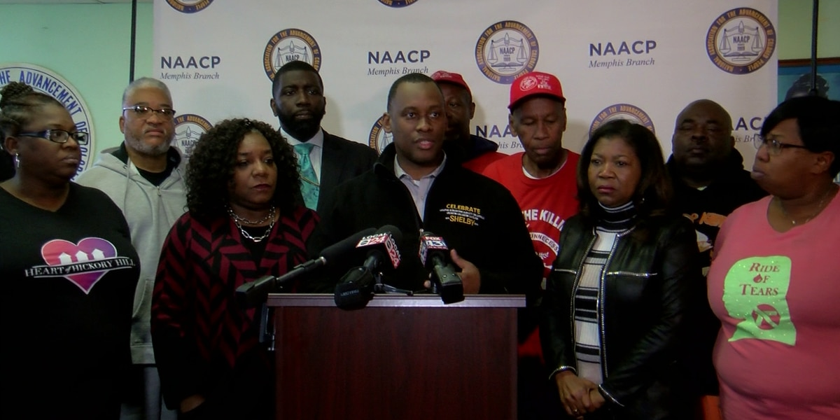 NAACP calls community to action after children fall victim to gun violence