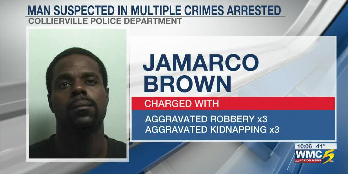 CPD: Man suspected in multiple crimes charged