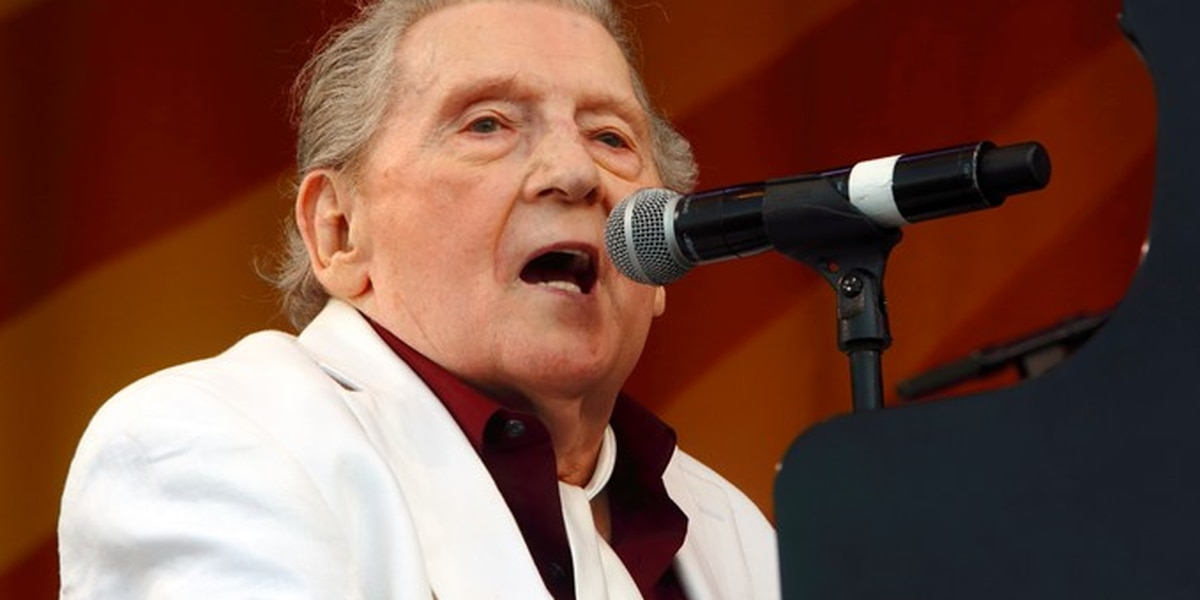 Jerry Lee Lewis back home after suffering stroke