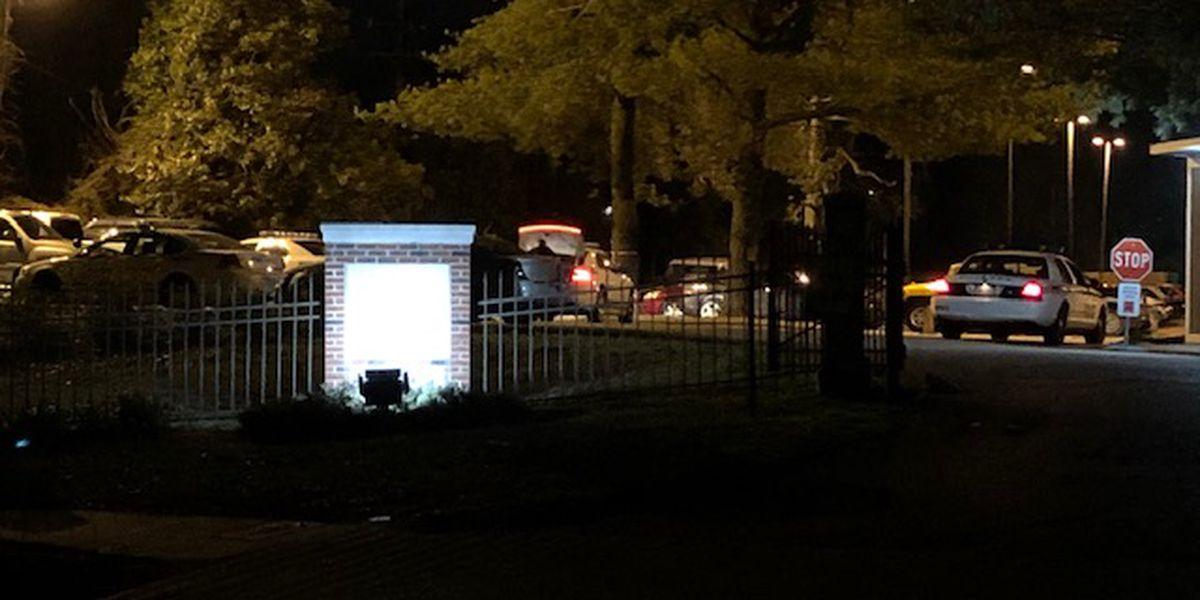 1 in custody, 2 on run after shootout on CBU campus
