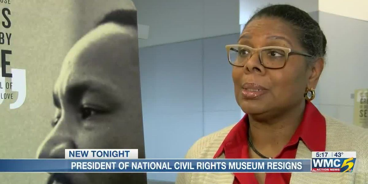 National Civil Rights Museum president announces resignation after 6 years